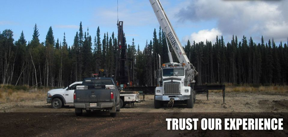 Trust Our Experience | Crane